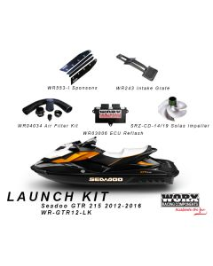 WR-GTR12-LK   LAUNCH KIT