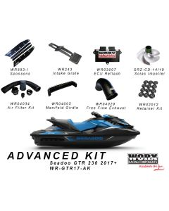 WR-GTR17-AK ADVANCED KIT Sea Doo GTR 230 2017+