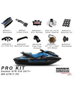 WR-GTR17-PK  PRO KIT