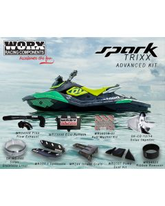 WR-SPKTRIXX-AK Advanced Kit Sea-Doo Spark Trixx