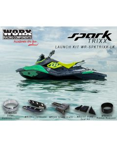 WR-SPKTRIXX-LK Launch Kit Sea-Doo Spark Trixx