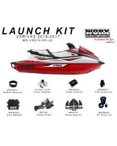 WR-VXR15-HO-LK  Launch Kit for Yamaha VXR/VXS 2015-2017